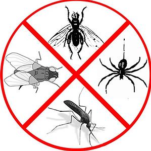 Cortina de PVC Anti-insetos
