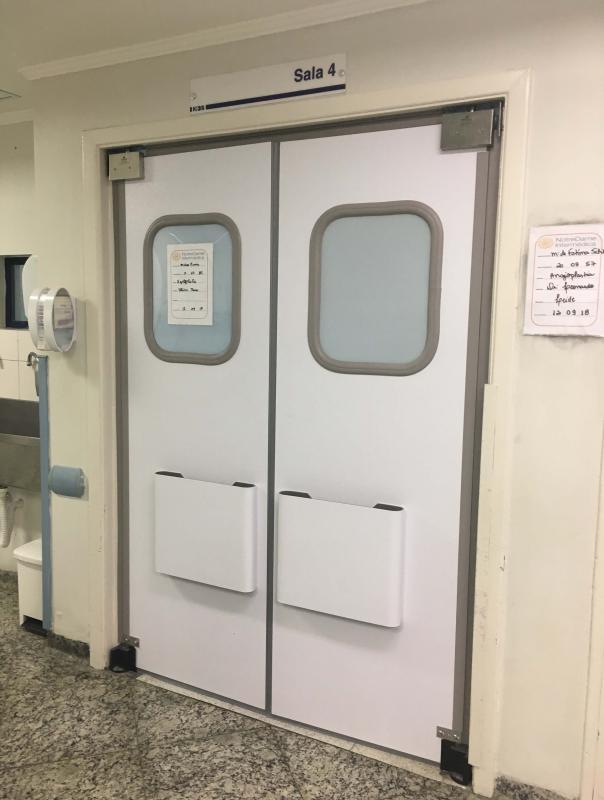 Porta hospitalar