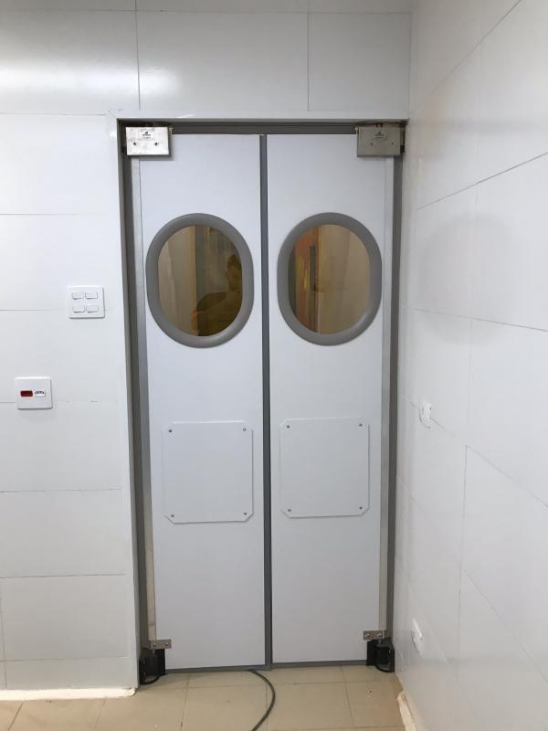 Porta de ABS Rigida