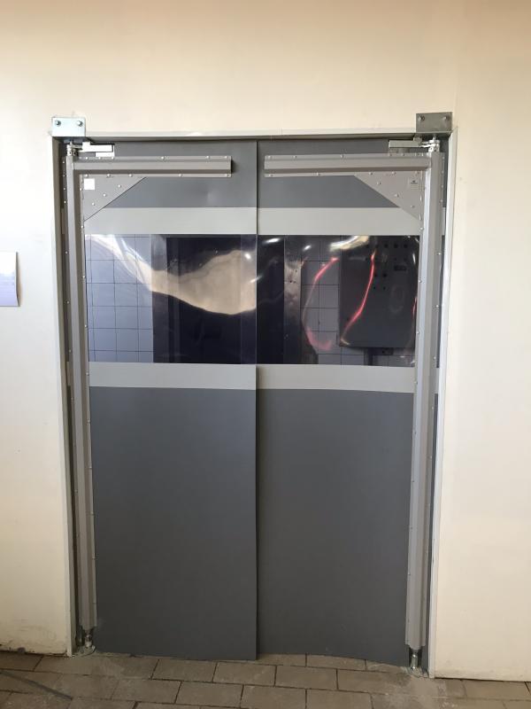 Portas Flexiveis de PVC
