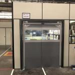 Fábrica de porta flexíveis